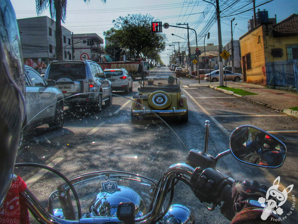 Centro de Chapecó - SC | FredLee Na Estrada
