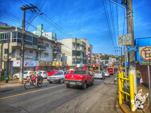 Centro de Seara - SC | FredLee Na Estrada