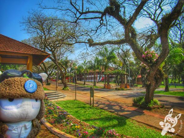 Centro de Itá - SC | FredLee Na Estrada