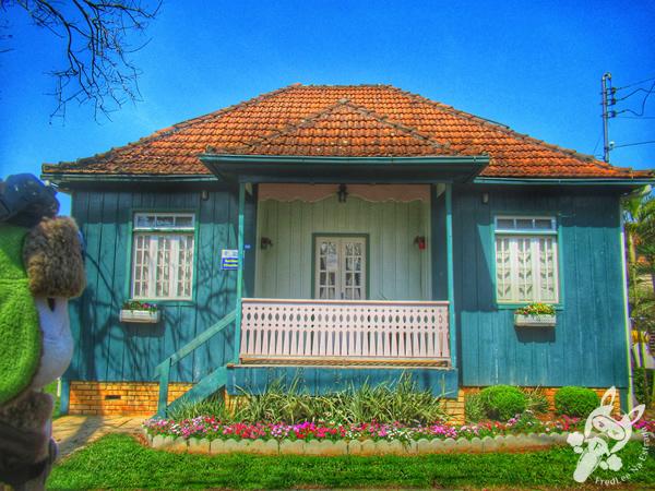 Museu Casa Camarolli - Casa da Memória | Itá - SC | FredLee Na Estrada