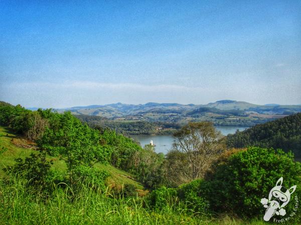 Lago de Itá - SC | FredLee Na Estrada