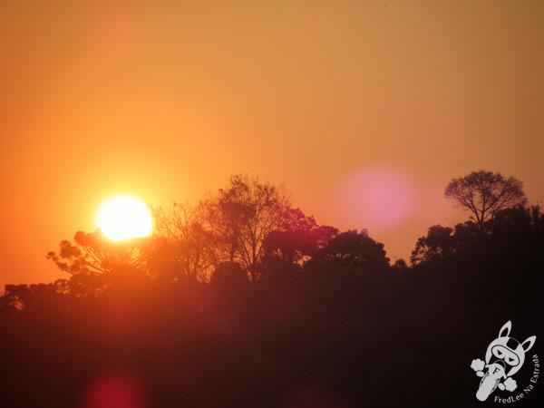 Pôr do Sol em Erechim - RS | FredLee Na Estrada