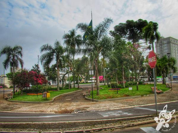Praça da Bandeira | Erechim - Rio Grade do Sul - Brasil | FredLee Na Estrada