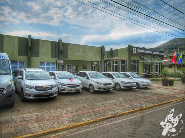 Câmara municipal de vereadores | Salto Veloso - Santa Catarina - Brasil | FredLee Na Estrada