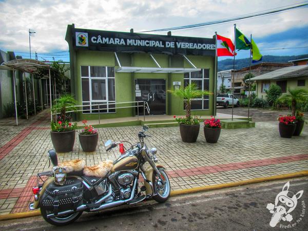 Câmara municipal de vereadores | Salto Veloso - SC | FredLee Na Estrada