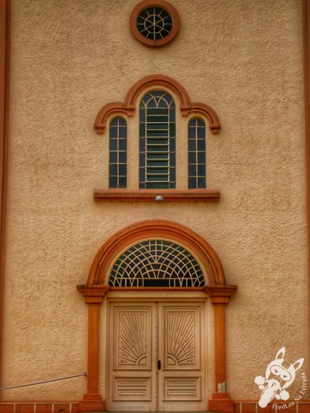 Igreja Santa Juliana | Salto Veloso - Santa Catarina - Brasil | FredLee Na Estrada