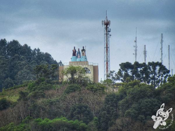 Monumento do Divino Pai Eterno | Salto Veloso - Santa Catarina - Brasil | FredLee Na Estrada