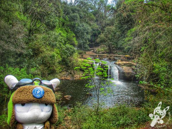 Parque do Salto | Salto Veloso - Santa Catarina - Brasil | FredLee Na Estrada