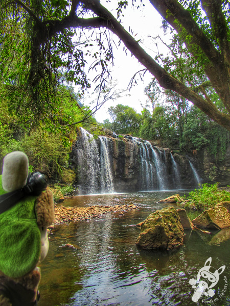 Parque do Salto | Salto Veloso - SC | FredLee Na Estrada