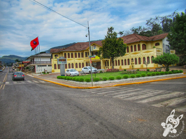 Prefeitura municipal de Arroio Trinta - Santa Catarina - Brasil | FredLee Na Estrada