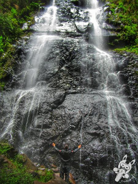 Cascata das Três Irmãs   Urubici - Santa Catarina - Brasil   FredLee Na Estrada