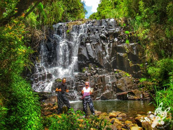 Cachoeira dos Namorados   Urubici - Santa Catarina - Brasil   FredLee Na Estrada