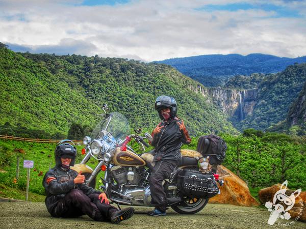 Cascata do Avencal   Urubici - Santa Catarina - Brasil   FredLee Na Estrada