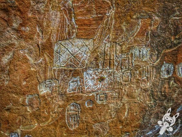 Sítio Arqueológico Morro do Avencal 1   Urubici - Santa Catarina - Brasil   FredLee Na Estrada