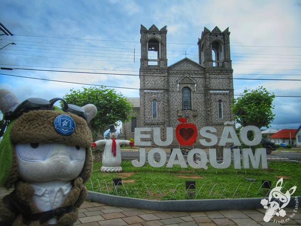 Igreja Matriz de São Joaquim | São Joaquim - Santa Catarina - Brasil | FredLee Na Estrada