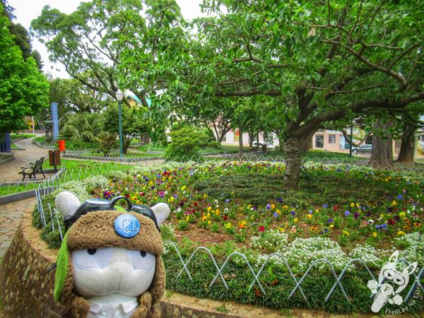 Praça João Ribeiro | São Joaquim - Santa Catarina - Brasil | FredLee Na Estrada