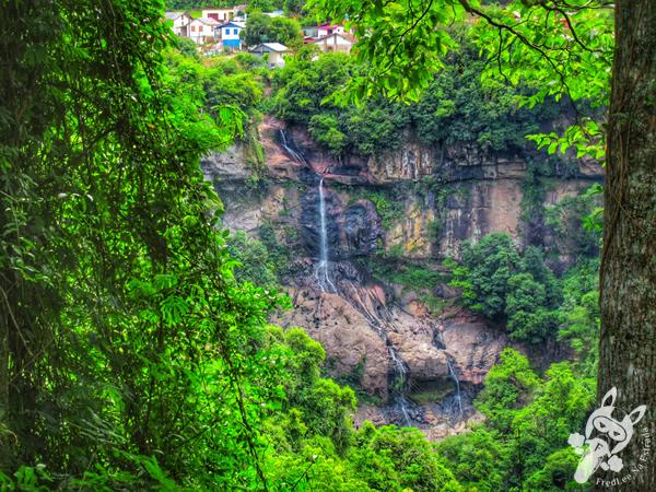 Cascata Véu de Noiva | Caxias do Sul - Rio Grande do Sul - Brasil | FredLee Na Estrada