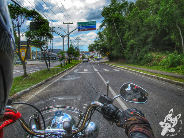 Criciúma - Santa Catarina - Brasil | FredLee Na Estrada
