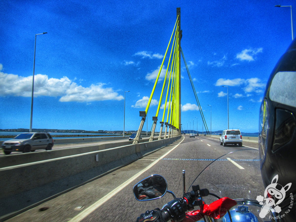 Ponte Anita Garibaldi | Rodovia BR-101 | FredLee Na Estrada