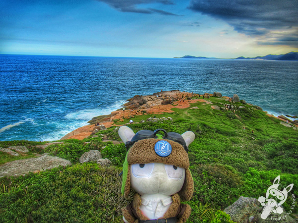 Costão da Guarda - Guarda do Embaú | Palhoça - Santa Catarina - Brasil | FredLee Na Estrada