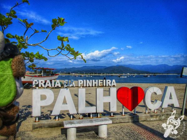 Praia da Pinheira | Palhoça - Santa Catarina - Brasil | FredLee Na Estrada