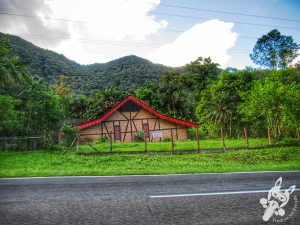 Serra Dona Francisca - Rodovia SC-418 | FredLee Na Estrada