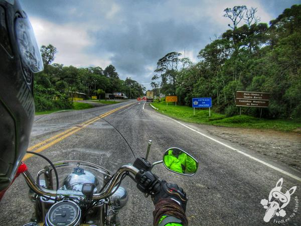 Estrada da Graciosa - Rodovia PR-410 | FredLee Na Estrada