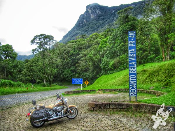 Recanto Bela Vista | Estrada da Graciosa - Rodovia PR-410 | FredLee Na Estrada