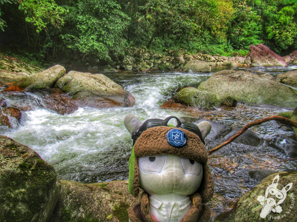 Rio Mãe Catira | Estrada da Graciosa - Rodovia PR-410 | FredLee Na Estrada