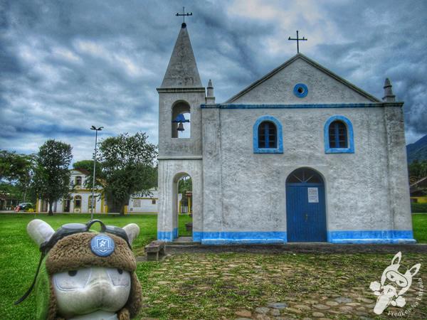 Igreja de São Sebastião do Porto de Cima | Morretes - Paraná - Brasil | FredLee Na Estrada