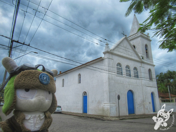 Igreja de São Benedito - Centro Histórico | Morretes - Paraná - Brasil | FredLee Na Estrada