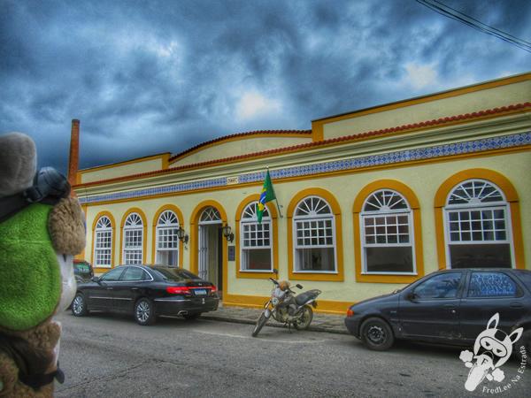 Câmara Municipal de Vereadores - Centro Histórico | Morretes - Paraná - Brasil | FredLee Na Estrada