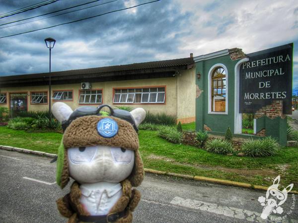 Prefeitura Municipal - Centro Histórico | Morretes - Paraná - Brasil | FredLee Na Estrada