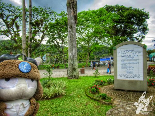Praça Rocha Pombo - Centro Histórico | Morretes - Paraná - Brasil | FredLee Na Estrada