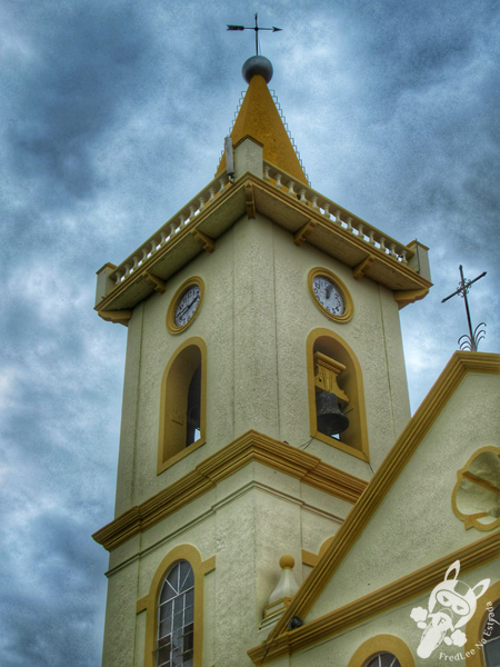 Igreja Nossa Senhora do Porto - Centro Histórico | Morretes - Paraná - Brasil | FredLee Na Estrada