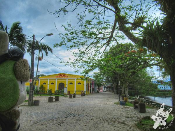 Praça dos Imigrantes - Centro Histórico | Morretes - Paraná - Brasil | FredLee Na Estrada