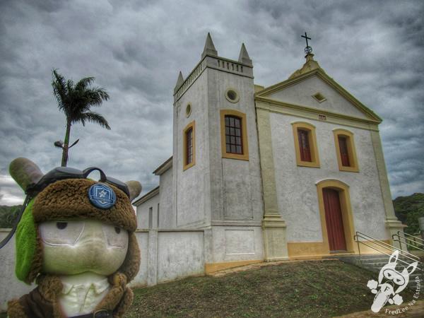 Igreja Bom Jesus do Saivá | Antonina - Paraná - Brasil | FredLee Na Estrada