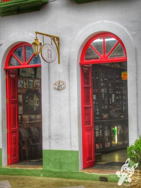 Centro Histórico | Antonina - Paraná - Brasil | FredLee Na Estrada