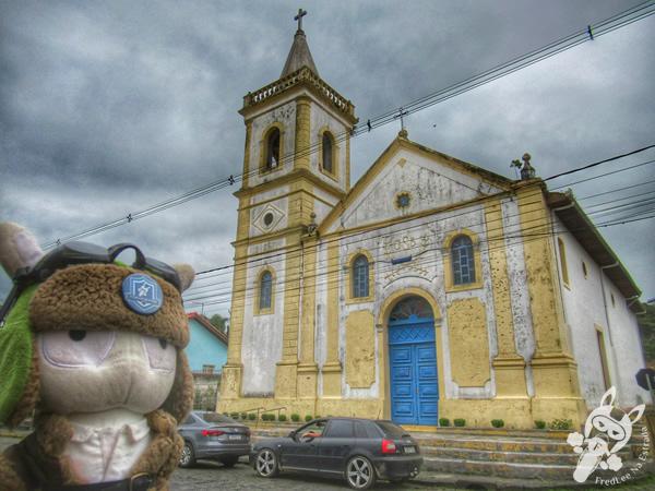 Igreja de São Benedito | Centro Histórico | Antonina - Paraná - Brasil | FredLee Na Estrada