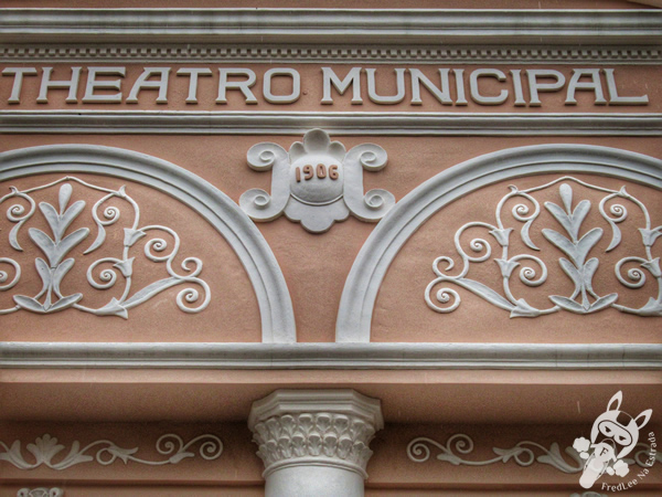 Theatro Municipal | Centro Histórico | Antonina - Paraná - Brasil | FredLee Na Estrada
