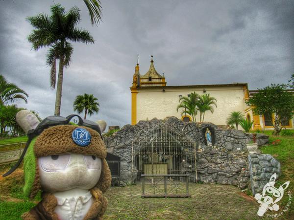 Santuário de Nossa Senhora do Pilar | Centro Histórico | Antonina - Paraná - Brasil | FredLee Na Estrada