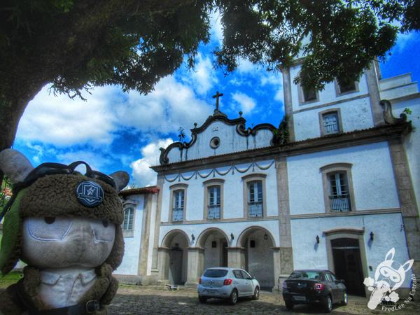 Santuário de Santo Antônio do Valongo - Centro Histórico   Santos - São Paulo - Brasil   FredLee Na Estrada