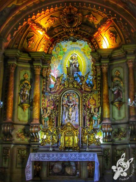 Santuário de Santo Antônio do Valongo - Centro Histórico | Santos - São Paulo - Brasil | FredLee Na Estrada