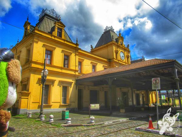 Estação do Valongo - Centro Histórico | Santos - São Paulo - Brasil | FredLee Na Estrada