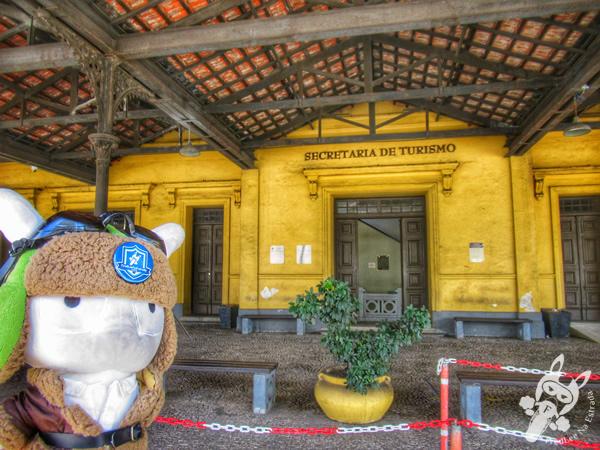 Estação do Valongo - Centro Histórico   Santos - São Paulo - Brasil   FredLee Na Estrada