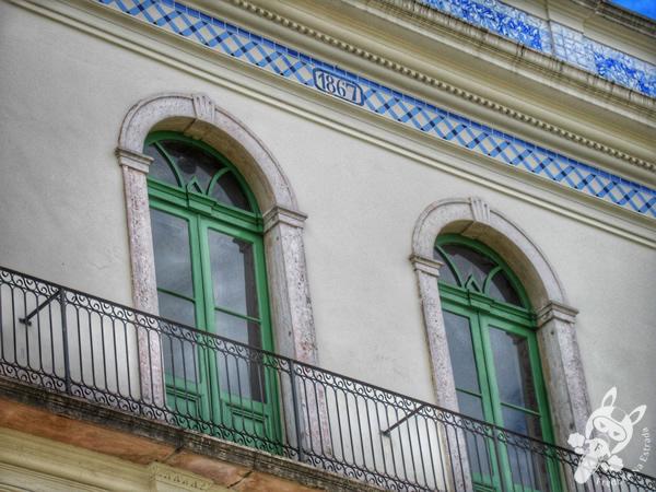 Casarão do Valongo - Centro Histórico | Santos - São Paulo - Brasil | FredLee Na Estrada