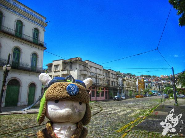 Casarão do Valongo - Centro Histórico   Santos - São Paulo - Brasil   FredLee Na Estrada