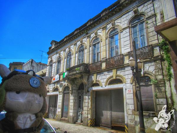 Centro Histórico   Santos - São Paulo - Brasil   FredLee Na Estrada