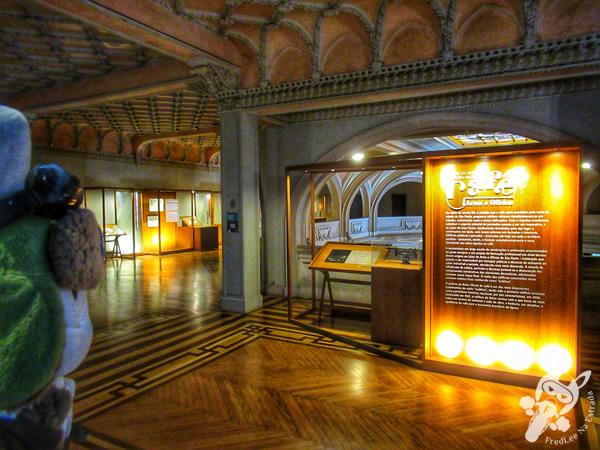 Museu do Café - Centro Histórico | Santos - São Paulo - Brasil | FredLee Na Estrada