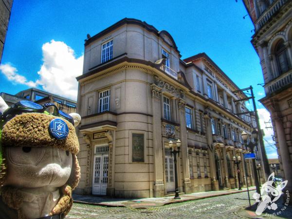 Associação Comercial - Centro Histórico | Santos - São Paulo - Brasil | FredLee Na Estrada